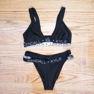 KENDALL + KYLIE SWIMWEAR swimsuit size 8